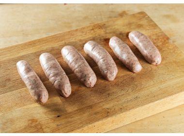 Gluten Free Pork & Sage Sausage