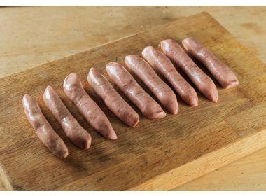Gluten Free Pork Chipolata